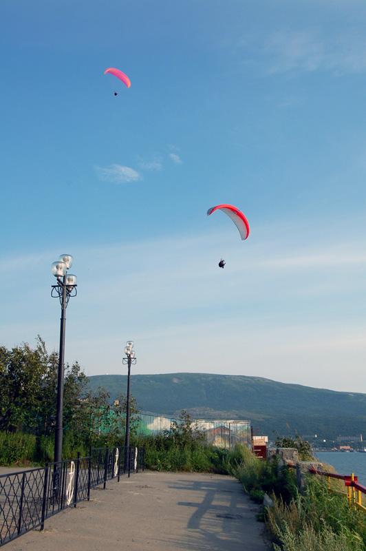 Нагаево, порт, бухта