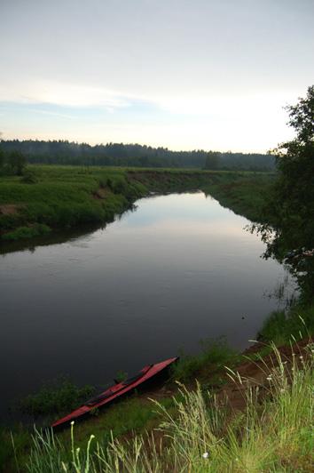 река нерль сплав переславль