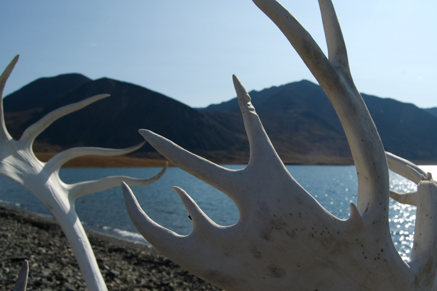 Озеро Раучувагытгын