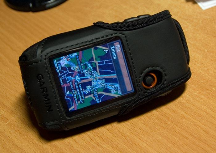 карты etrex навигатор