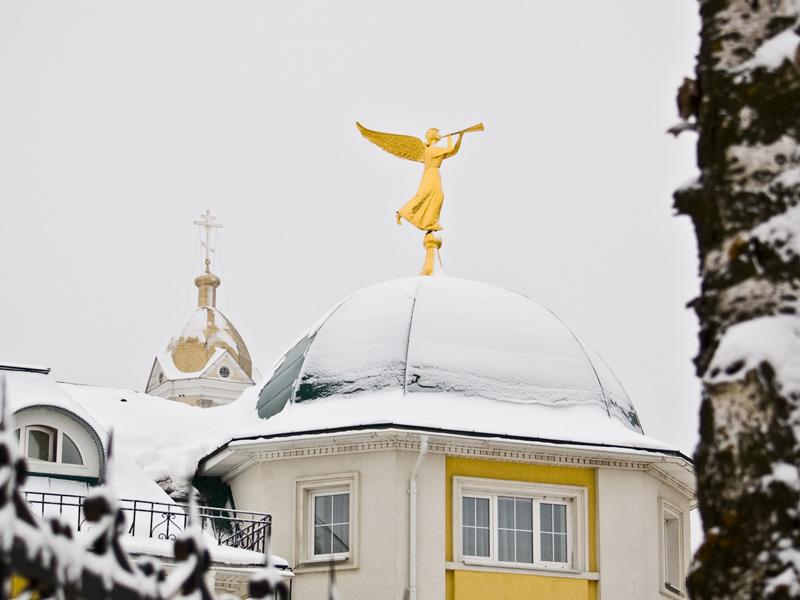 паломнический центр дивеево православный