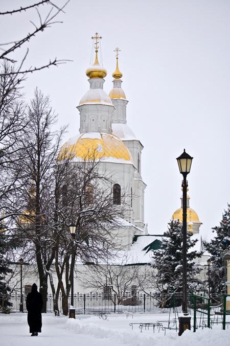 казанский собор в дивеево