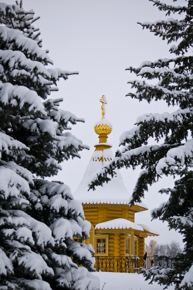 Серафимов Дивеевский во имя Святой Троицы женский монастырь