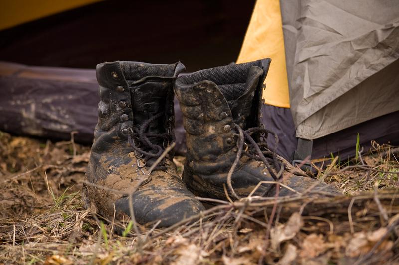 ботинки в походе главное и основное