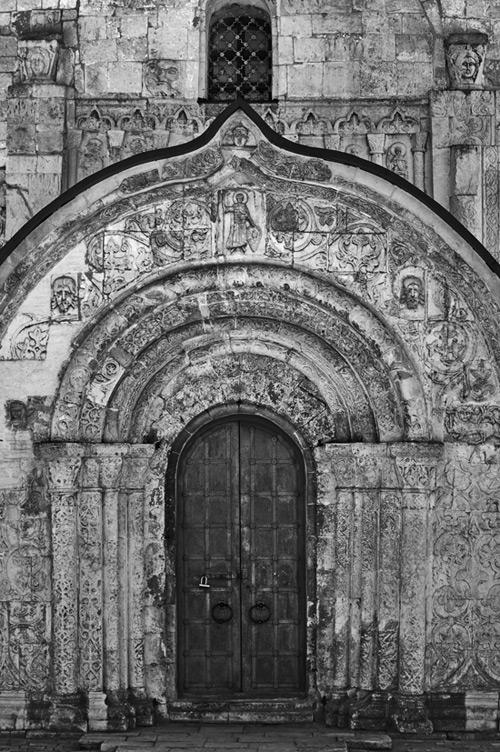 Георгиевский собор юрьев-польский