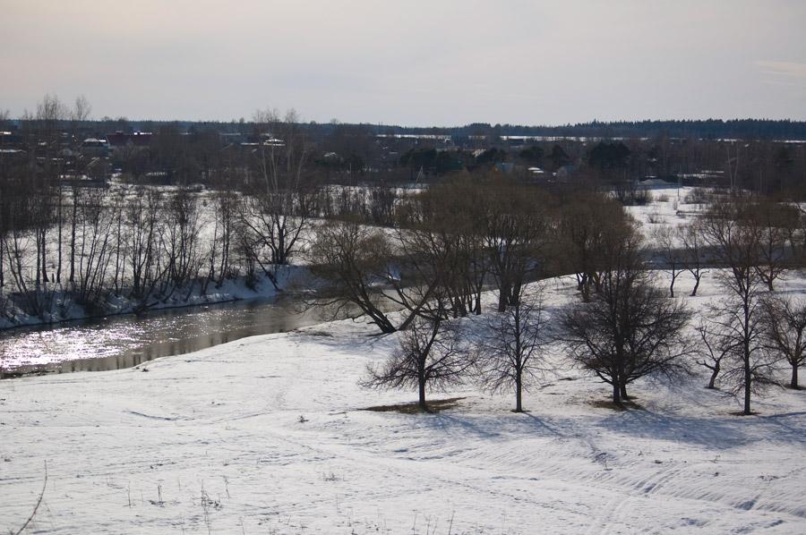 владимирская область река Киржач