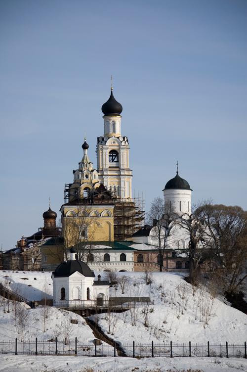 киржач Благовещенский монастырь