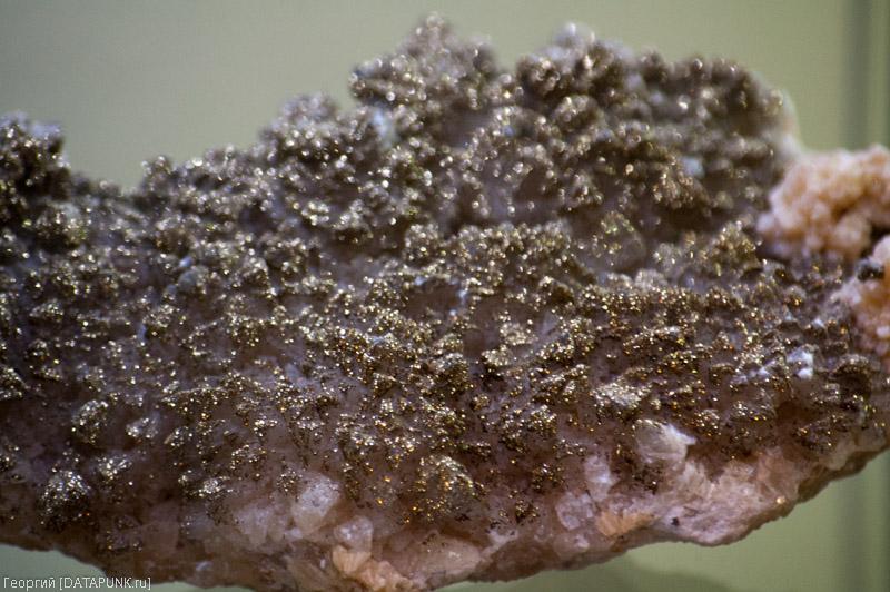 коллекция геологического музея в москве