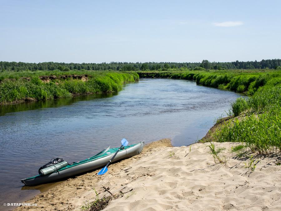 владимирская область сплав