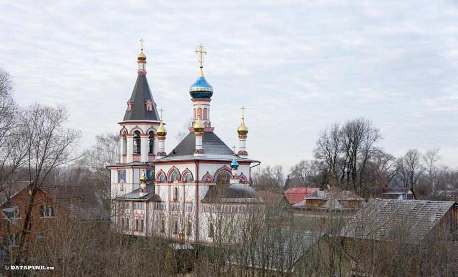 город переславль-залесский николин парк