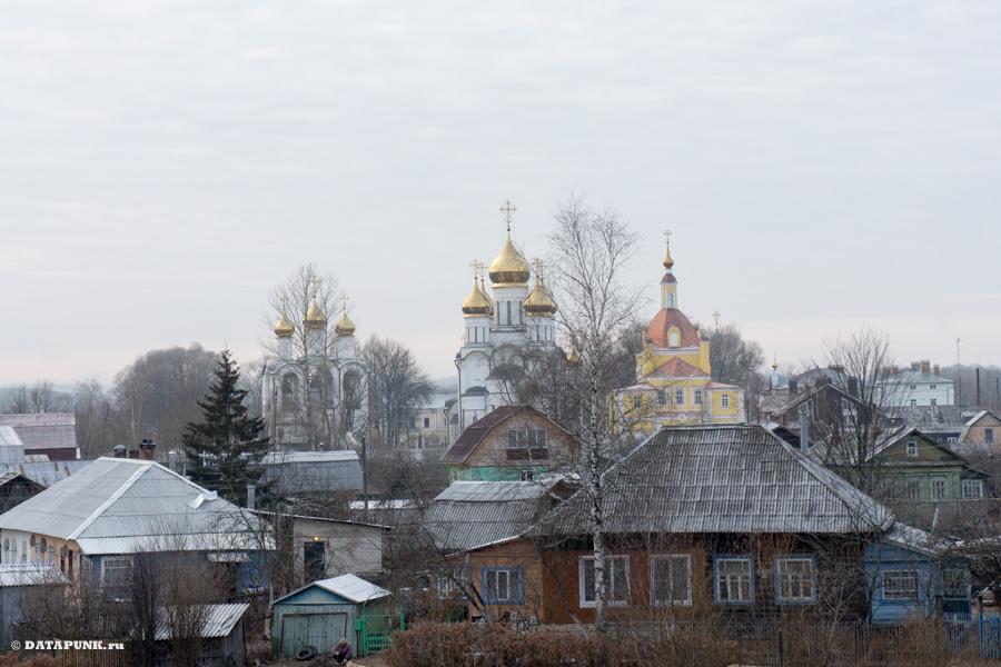 храмы переславля-залесского