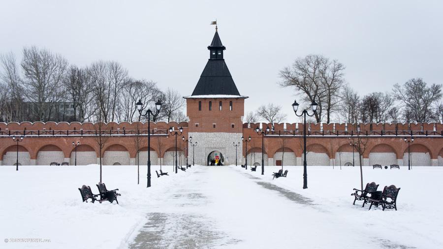 кремль в Туле городе-герое!