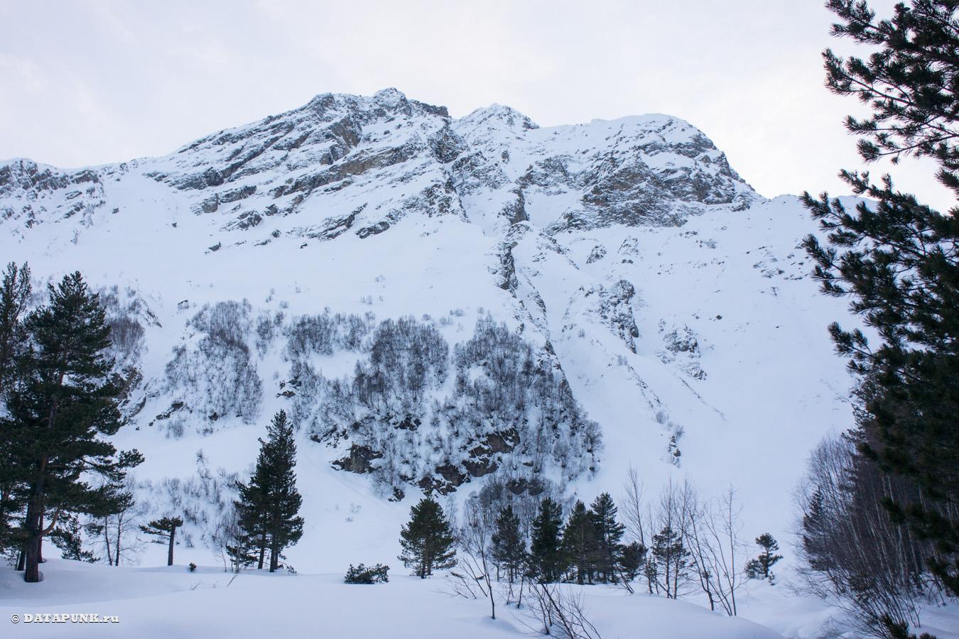национальный парк эльбрус