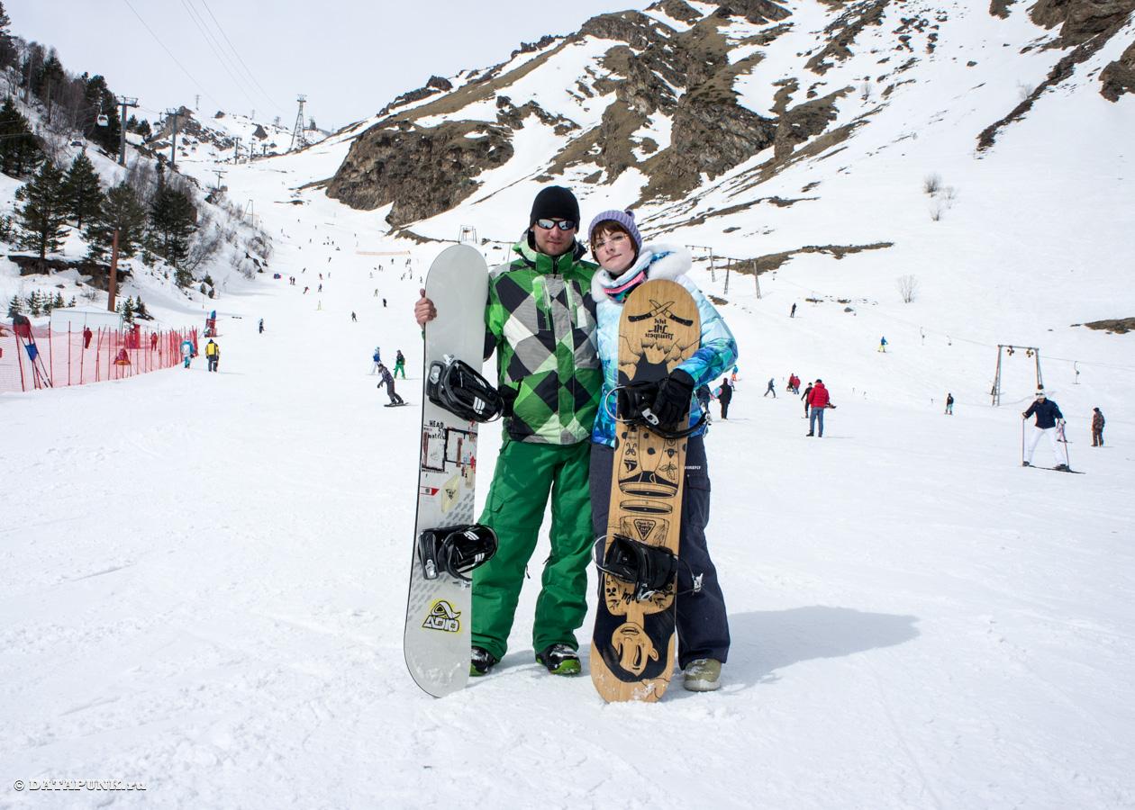 прокат сноуборда в терсколе