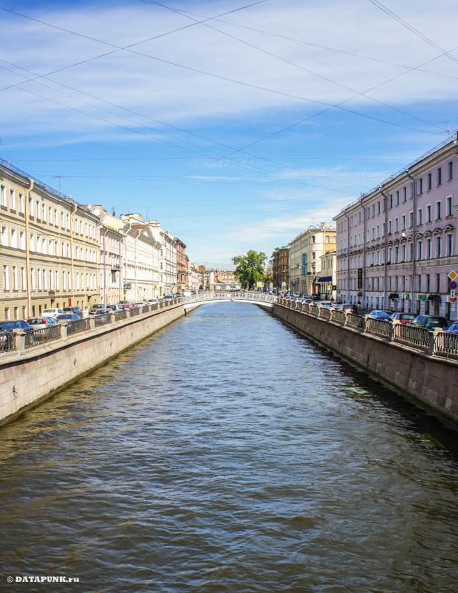 Каналы в Питере (СПб)