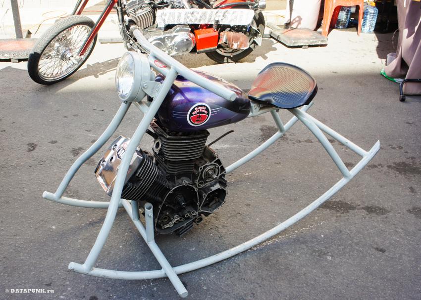Самый лучший мотоцикл для новичка!