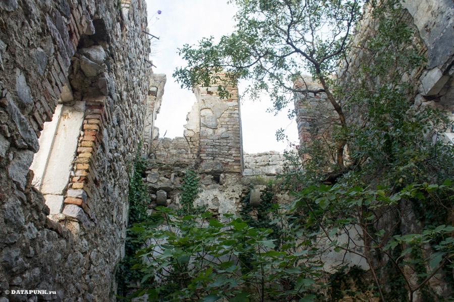 Крепости в Которе