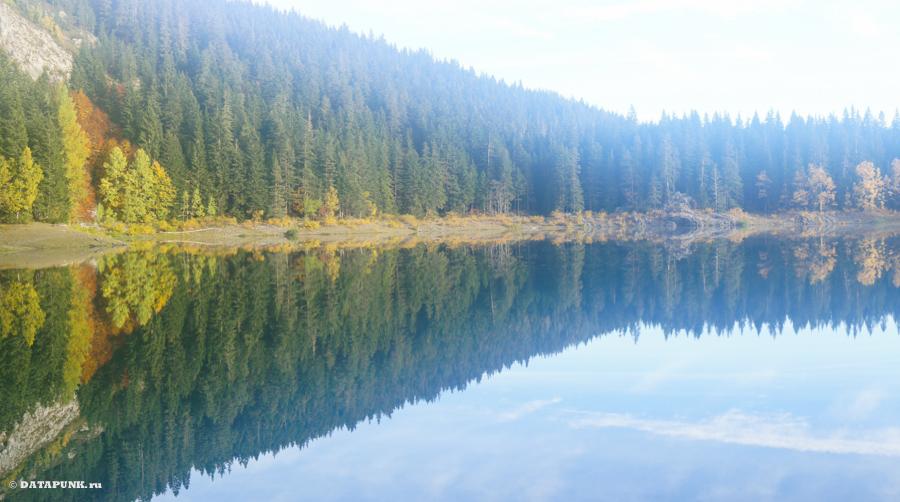 Черное озеро (Черногория, Думитор)