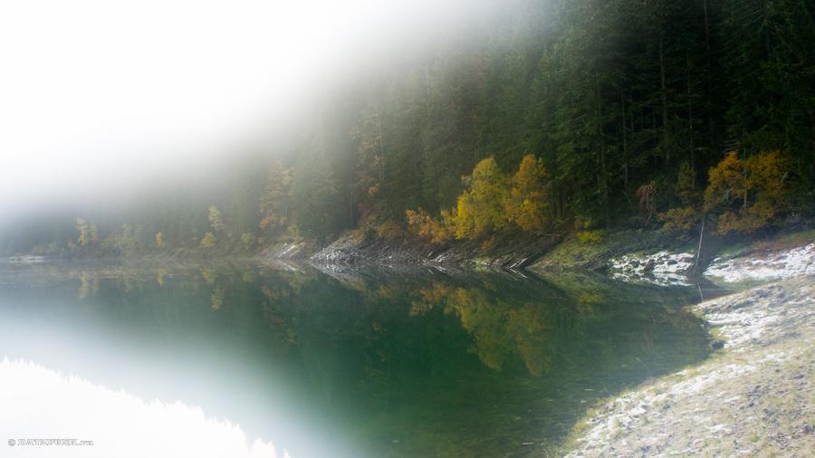 Черное озеро, Думитор, Черногория