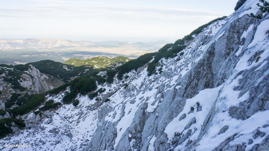 Спуск! Национальный парк Дурмитор, 2015 год.