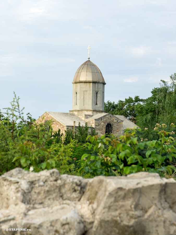 Церковь Иоанна Предтечи в Феодосии, Крым