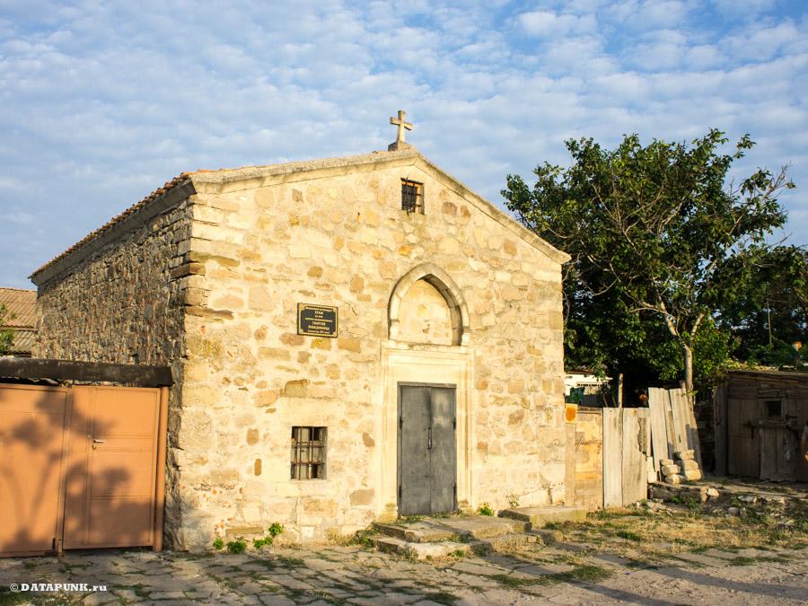 Церковь св.Георгия, Крым