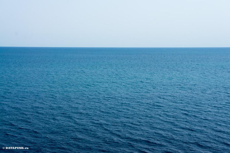 Черное море, Крымские записки