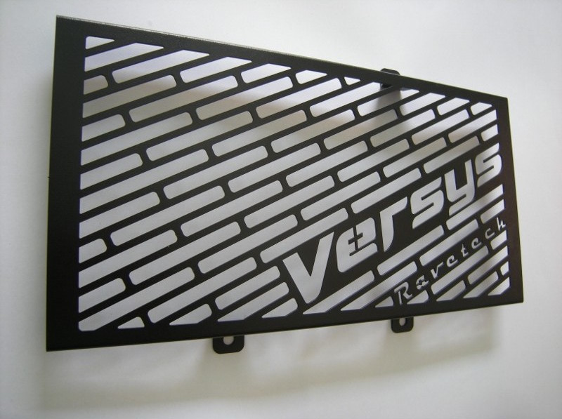 защита радиатора versys 650