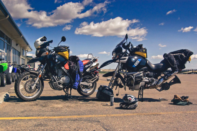как составить план путешествия на мотоцикле