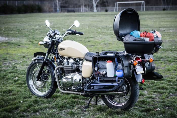 спланировать путешествия на мотоцикле