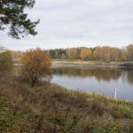 Осень, канал им.Москвы