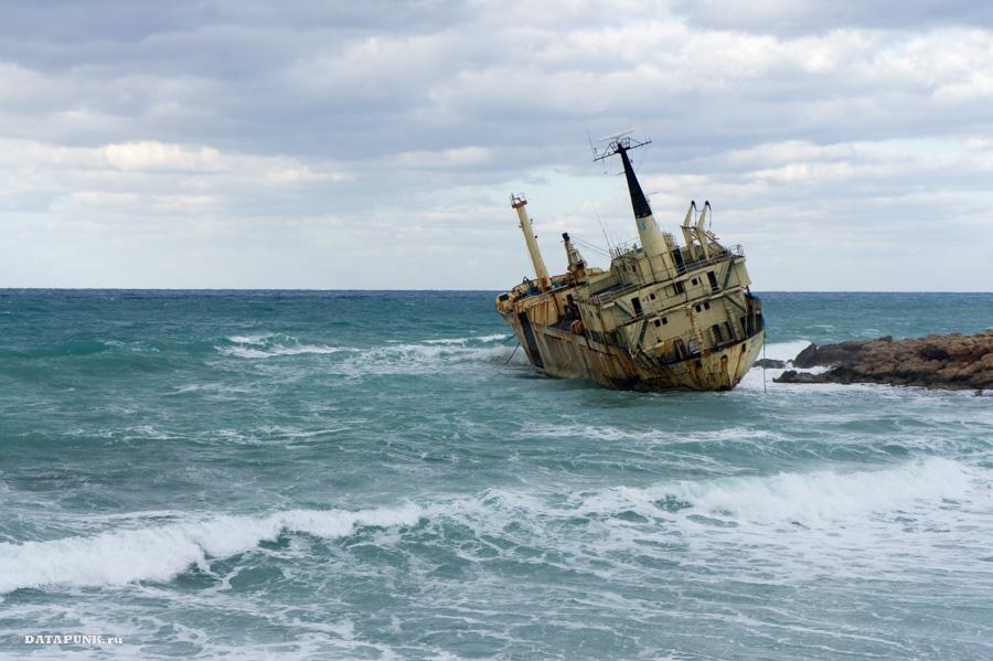 Кипр корабль на мели!