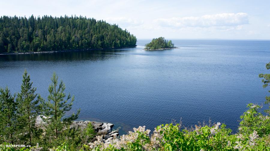 остров Валаам пейзаж